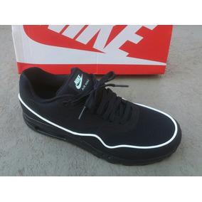 f804626ade Tênis Nike Air Max 1 Ultra 2.0 Essential Preto Original