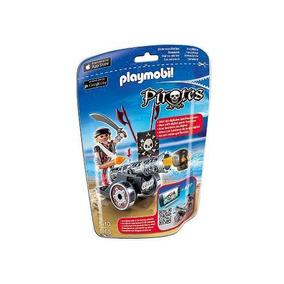 Playmobil Piratas 6165 Con Muñeco 24 Piezas Nenes