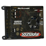 Potencia Amplificador Soundigital Sd250.1d (1 Ohmio)