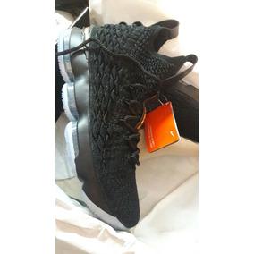Nike Lebron Xv Negras Consultar Stock
