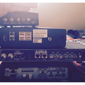 2 Decodificador Digital Hdtv, 1 Digital E Um Roteador Wi-fi