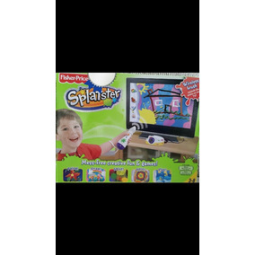 Fisher Price Aventura Pintar En La Tv