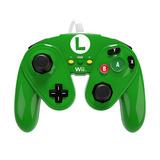 Pdp Wired Fight Pad For Wii U - Luigi [luigi]