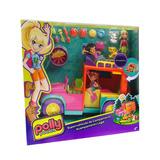 Polly Pocket Supervehículo De Campamento - Envío Gratis