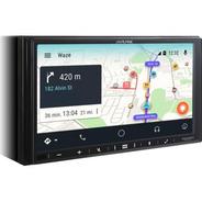 Estereo Alpine Ilx-w650 Bluetooth Carplay Android Doble Din