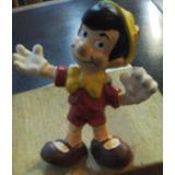 Muñecos Personajes Disney Pinocho Orig.de Goma Rdf1 Retro