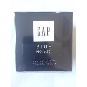 Gap Perfume Blue 655 Masculino 15ml Original