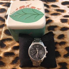 ea10a80d31d Strass 4mm Prata Feminino Fossil - Relógios De Pulso no Mercado ...