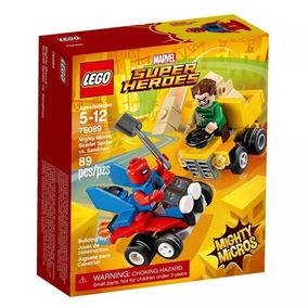 Lego Marvel Super Heroes - Homem-aranha Vs. Homem-areia