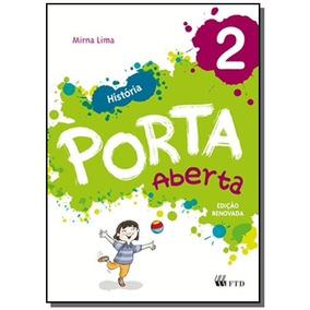 Porta Aberta - Historia - 2o Ano - Ed. Renovada