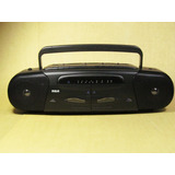 Radio Grabadora De Cassettes R C A Vintage