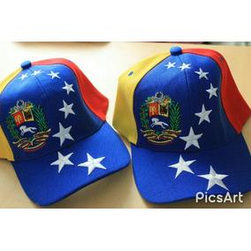Gorra Venezuela Tricolor Original