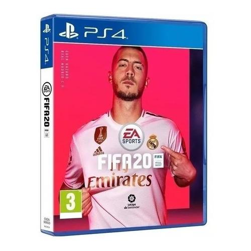 FIFA 20 Standard Edition Electronic Arts PS4 Físico
