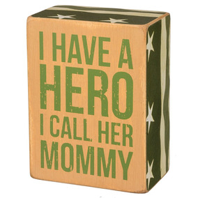 Primitives By Kathy Box Sign - Hero Mommy