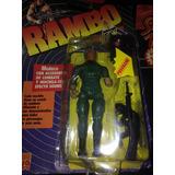 Rambo Muñeco Jocsa Vintage