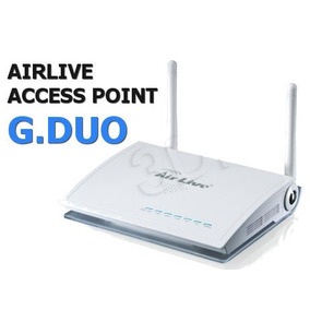 Access Point Dual Radio G-duo Airlive
