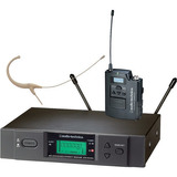 Micrófono Inalámrico Exw 3192 Ac-th Audio Technica