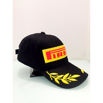 Boné Pirelli Oficial Podium Superbike Brasil
