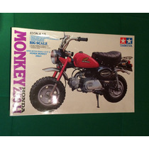 Kit Tamiya Moto Honda Monkey Z50 J-i Escala 1/6 Novo