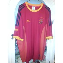 Jersey Playera Seleccion España Mundial Corea Japon 2002 Xl