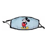 Cubrebocas Mickey Mod 2 Tapa Bocas Tela Lavable