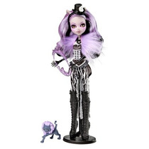 Boneca Monster High Freak Du Chic - Clawdeen - Mattel