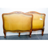 Antiguo Divan Chaise Longue Frances Impecable Estado