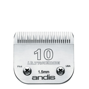 Lâmina Andis Oster Wahl 10 Ultraedge 1,5mm
