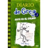 Met Nuevo Rba Nuevo Diario De Greg 3 Esto Es El Colmo Kinney