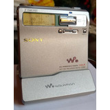 Minidisc Sony Mz N1 Net Md Walkman & Accessorios *impecable*