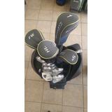 Set Completo De Palos De Golf Powerbilt