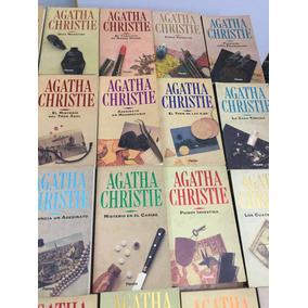 Novelas Ágatha Christie Como Nuevas