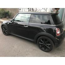 Mini Cooper Old Black