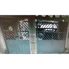 Portao Metalon 5550 Mm X 2200 Mm
