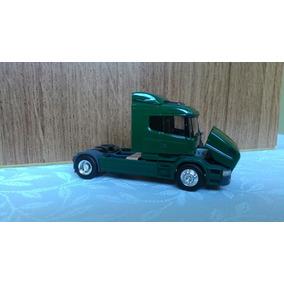 Scania 124 Verde Herpa 1/87