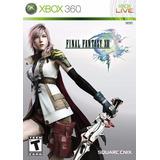 Final Fantasy Xiii 13 Fisico Nuevo Xbox360 Dakmor
