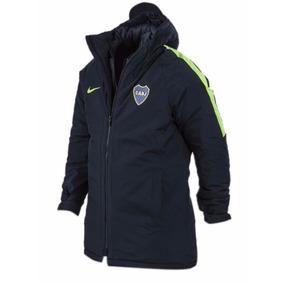 Campera Abrigo Fútbol Boca Juniors Nike Xxl