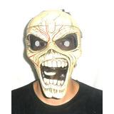Máscara Iron Maiden ( Eddie )