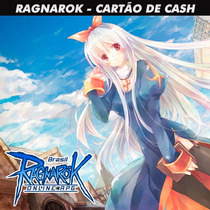 Ragnarok Cash 100.000 Rops Revendedor Levelup Envio Imediato