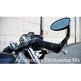 Espejos Par Motocicleta Retrovisor Street Fighter Deportivos