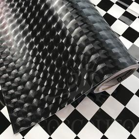 Adesivo Envelopamento Preto Fosco Brilho Opaco 3d Imprimax