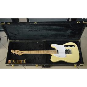 Guitarra Telecaster Fender China - Com Case -