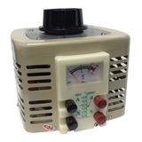 Variador De Voltaje Monofasico 0 - 250 Vac - 1kva - Energit