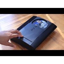 Playstation 3 Super Slim 250 Gb (semi Novo)