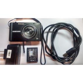 Câmera Digital Samsung St77 16.1 Mp Semi Nova