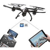 Drone Jxd 509g Wifi Con Cámara Hd (botón De Regreso, 360º)