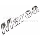 Emblemas Marea Weekend E Adesivo Resinado Turbo