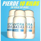 Pastillas Devoradoras De Grasas Wonder Plus