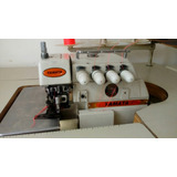 Maquina De Coser Overlock Yamata Industrial Alta Revolucion