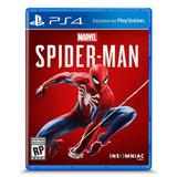 Spiderman Ps4 Juego Físico+cómic Oficial Marvel+ Ed Día 1